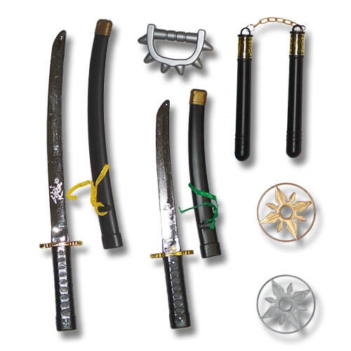 deluxe-ninja-weapons-pack