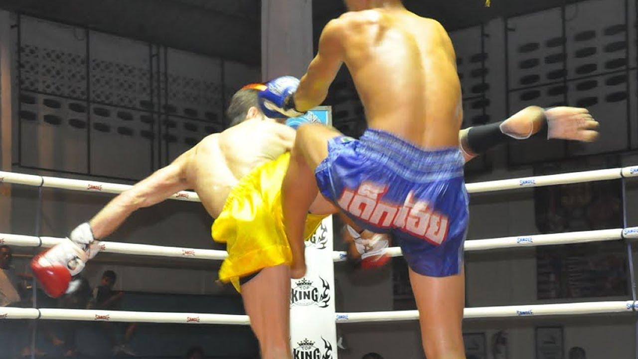 Muay Thai vs Taekwondo   Kwonkicker vs Tahlon (4K) – Top ...